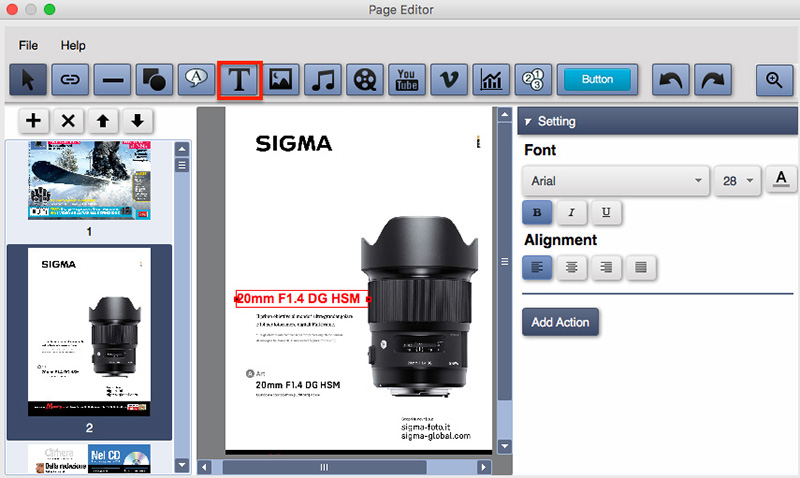 Next FlipBook Maker Pro(HTML5翻页制作软件)